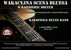 Majowe atrakcje w Kazimierzu Dolnym