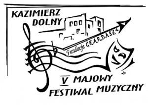 grafika Majowy Festiwal Muzyczny