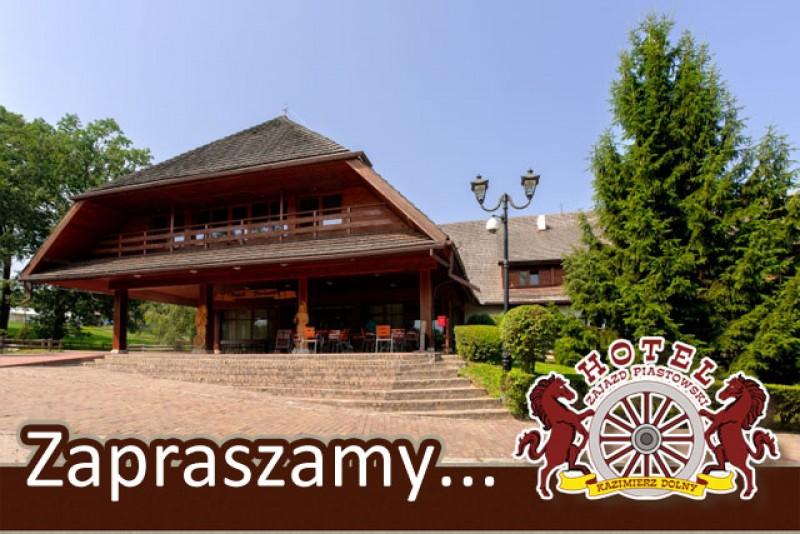 zdjęcie Kazimierz Dolny zajazd piastowski