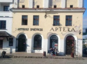Apteka Lichtsona - fasada