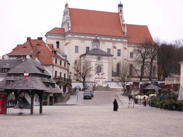 Kościół w Kazimierzu