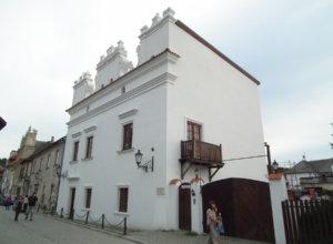 Kamienica Biała w Kazimierzu Dolnym