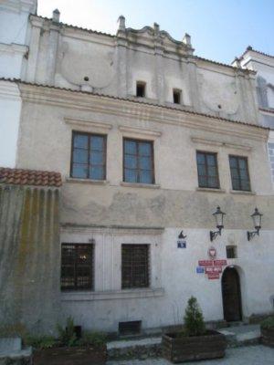 Kamienica Górskich w Kazimierzu Dolnym