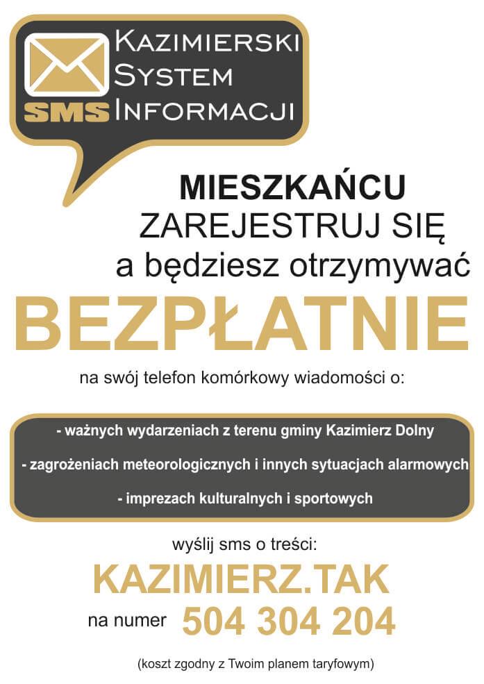 System informacji sms
