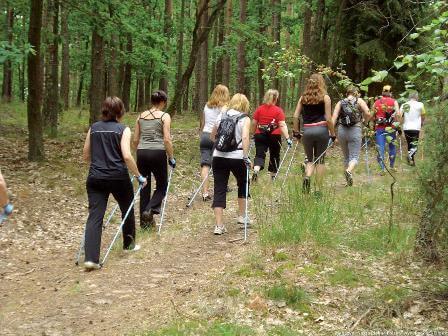 Nordic Walking w Kazimierzu Dolnym