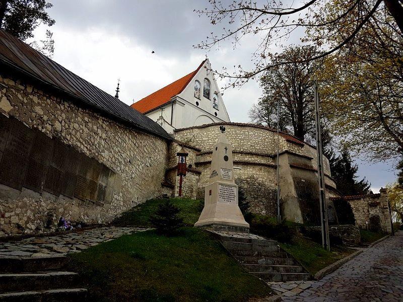 Klasztor Reformatorów w Kazimierzu Dolnym