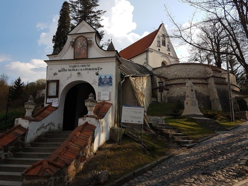 Klasztor Reformatorów w Kazimierzu