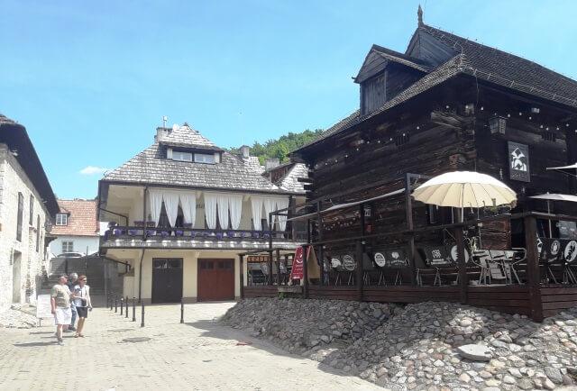 Bajgiel w Kazimierzu Dolnym