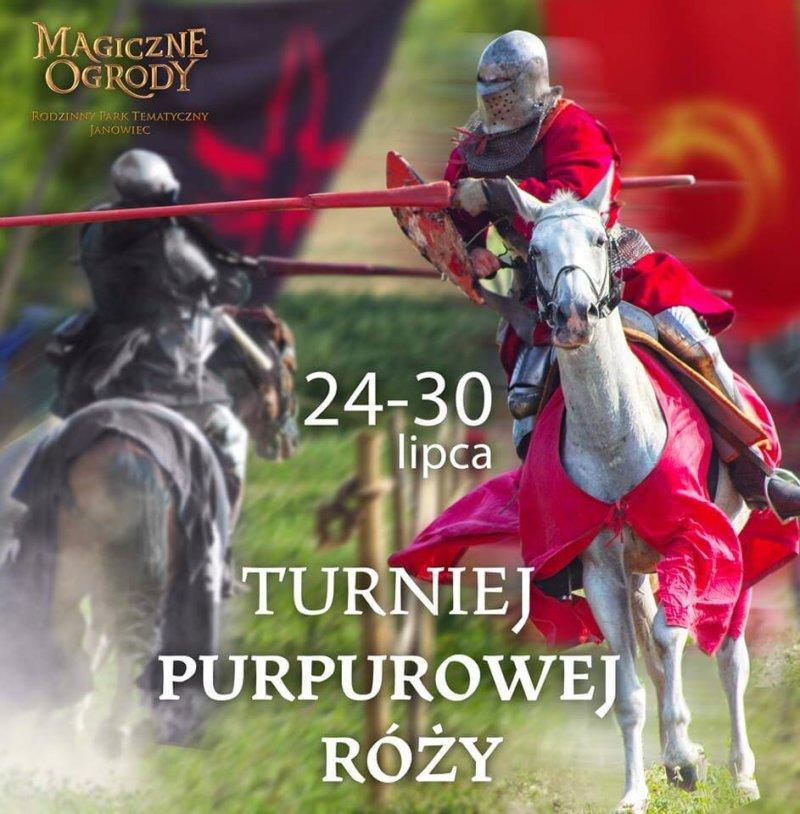 Turniej Purpurowej Róży w Kazimierzu