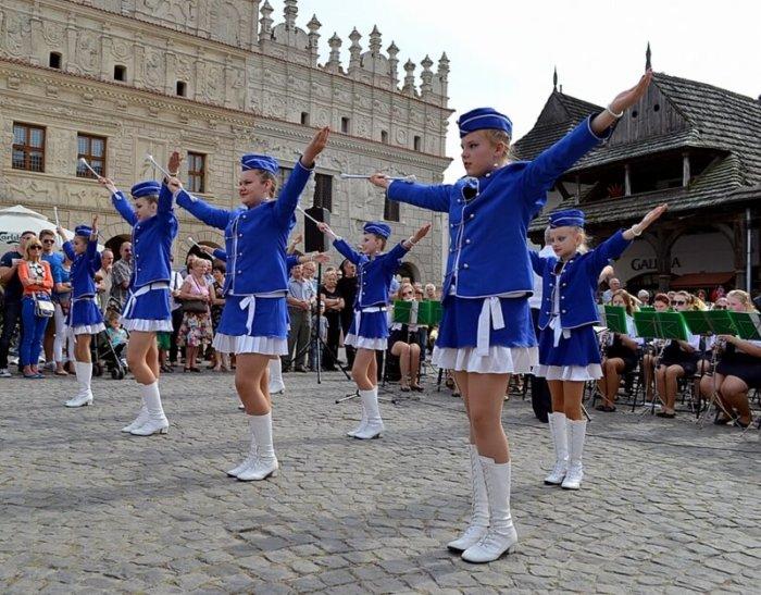 Orkiestry dęte w Kazimierzu