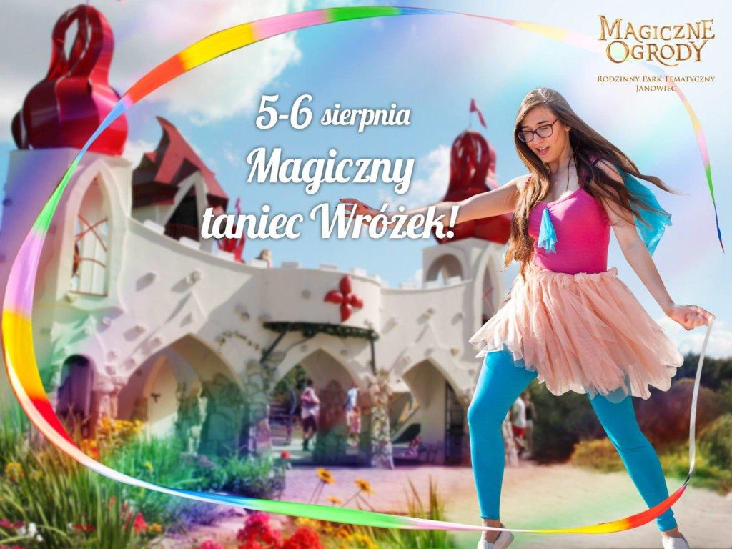 Magiczny taniec wróżek