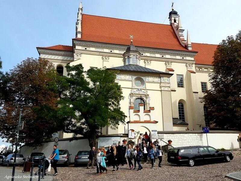 Kościół w Kazimierzu Dolnym