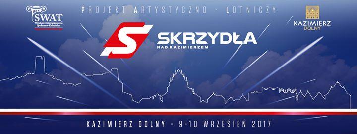 Plakat Skrzydła nad Kazimierzem