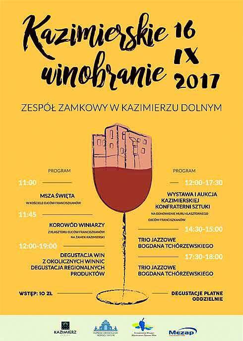 Winobranie w Kazimierzu
