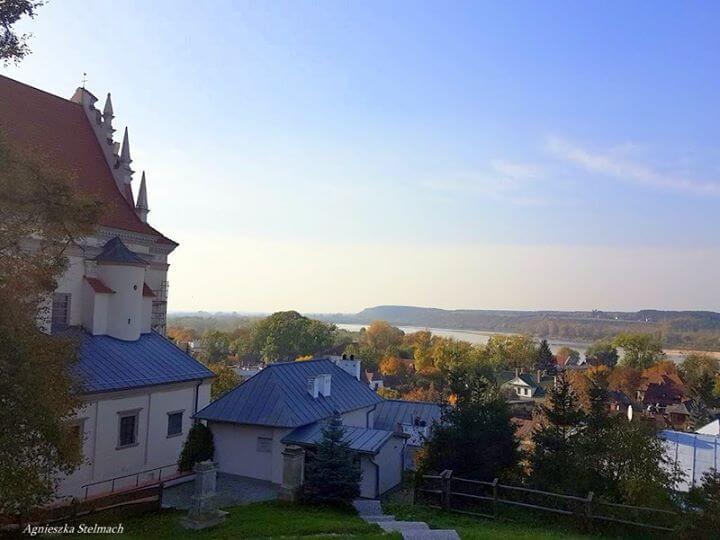 Czy wybierzecie się ze mną na spacer po jesiennym, zjawiskowo pięknym Kazimierzu? Zapraszam :)