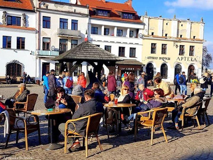 W minioną sobotę i niedzielę do Kazimierza zawitała wiosenna atmosfera. Oto kilka fotek ze…