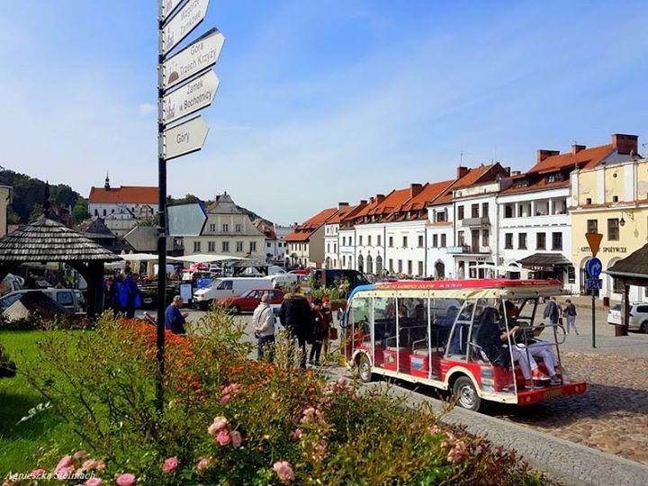 Ostatni weekend września warto spędzić… w Kazimierzu Dolnym :) Mamy poufne informacje o ładnej…