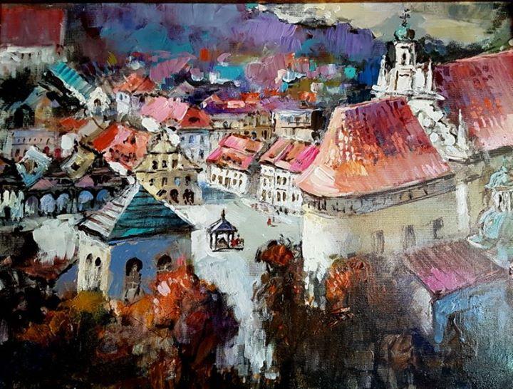 Od dawien dawna wiadomo, że urokliwy Kazimierz Dolny kochają artyści, zwłaszcza malarze! :) Oto…