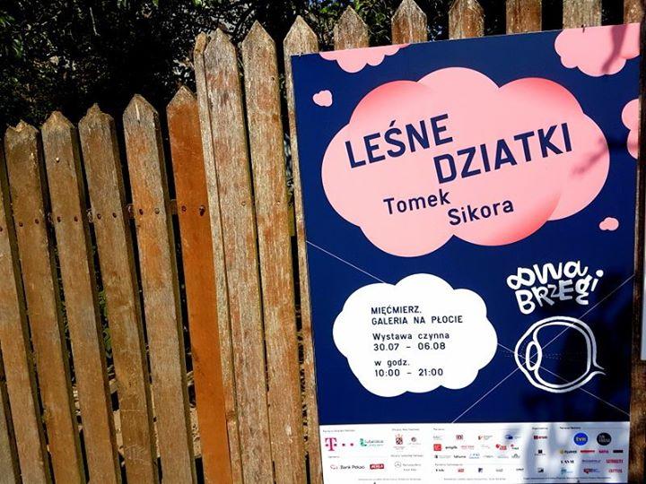 """Festiwal """"Dwa Brzegi"""" to nie tylko pokazy filmowe, ale także liczne wystawy i koncerty.…"""