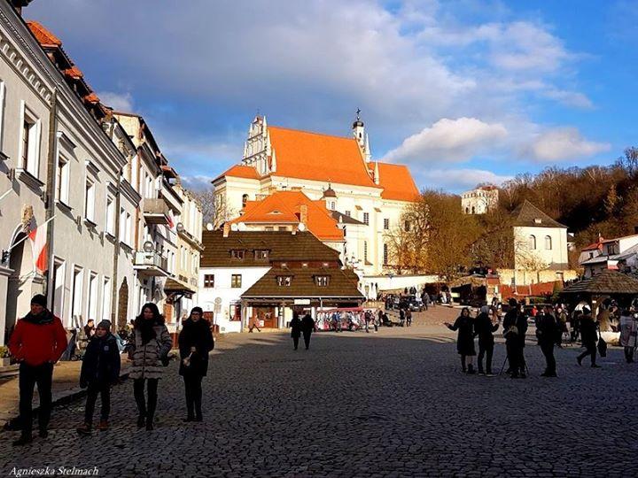 Podczas świątecznego weekendu nasi turyści jak zwykle nie zawiedli!!! Prawda, że listopad w Kazimierzu…