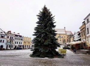 W Kazimierzu Dolnym rozgościła się już świąteczna atmosfera! Mam sprawdzone informacje, że wkrótce mnóstwo…