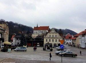 Przed nami pierwszy weekend 2018 roku! W Kazimierzu Dolnym czeka na miłych turystów dużo…