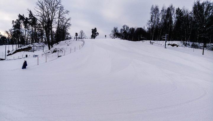 Sezon narciarski w Kazimierzu Dolnym otwarty!