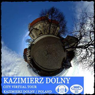 Kazimierz Dolny – Miasto Inspiracji shared Modulor – Mapping / Modulor – VR's video