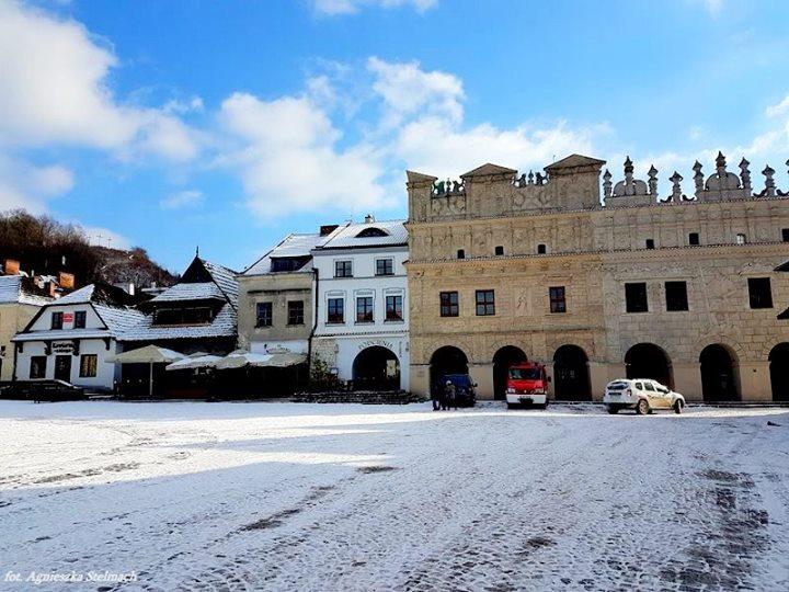 Wprawdzie z Rynku zniknęła już choinka, ale zima na dobre króluje w naszym miasteczku.…
