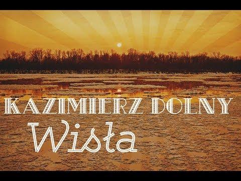 """""""WISŁA"""" Piękna zimowa przygoda /Kazimierz Dolny/ (odc.43)"""