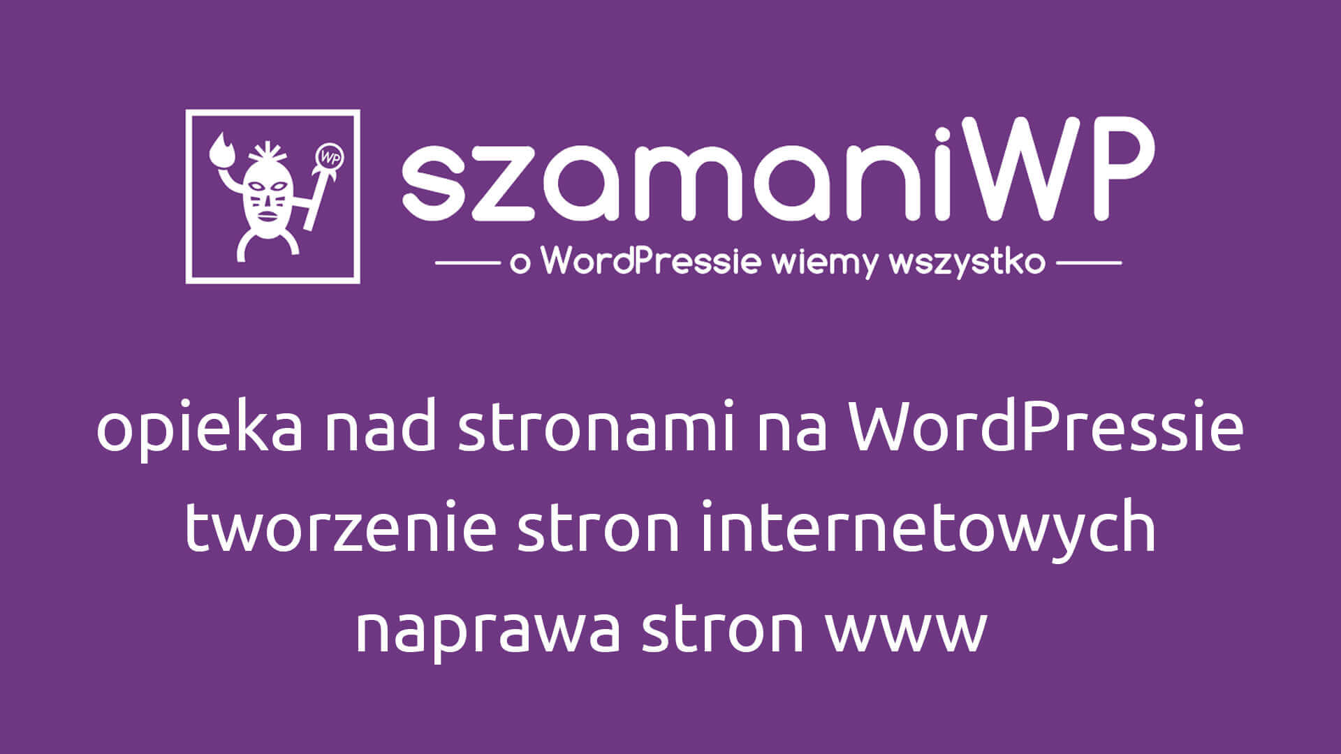 Szamani WordPressa