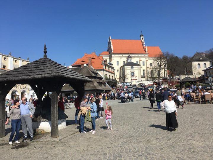 A Wy jesteście dziś w Kazimierzu? ;) Dodawajcie swoje zdjęcia ;)