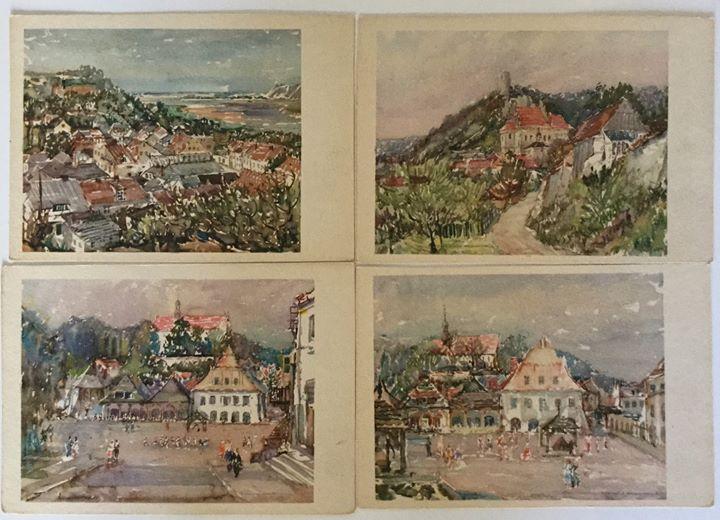 Mam do sprzedania pocztówki z lat 60/70 ubiegłego wieku. czekam na poważne propozycje