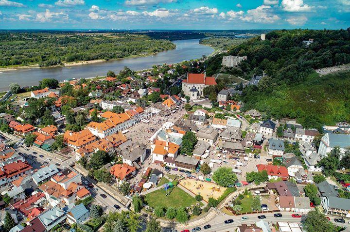 Kazimierz Dolny – Miasto Inspiracji shared Dominik Korycki – Production's post