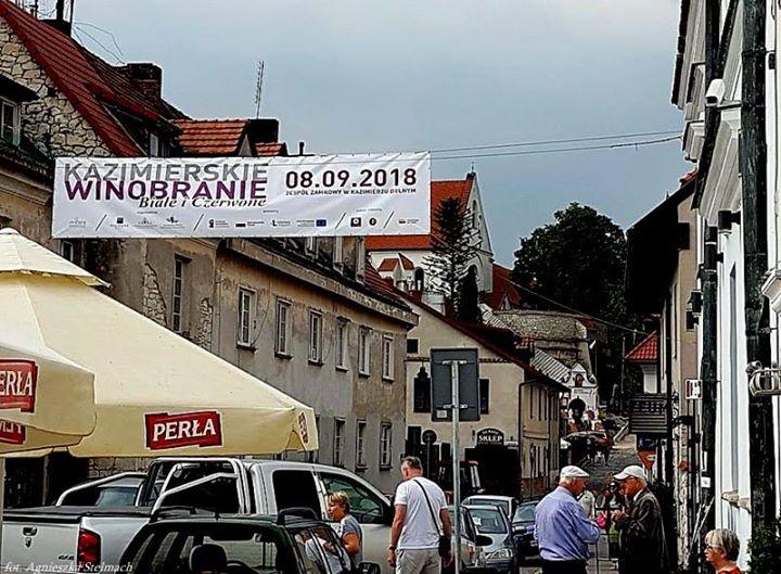 Już w sobotę w naszym miasteczku odbędzie się Kazimierskie Winobranie, cykliczne święto wina zorganizowane…