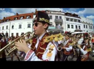 Kazimierz Dolny – Festiwal Orkiestr Dętych Puławy – Gonna Fly Now – Fanfares of…