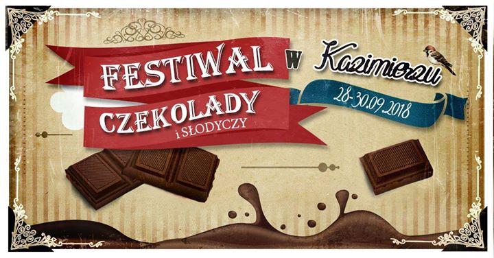 Już jutro w Kazimierzu Dolnym rozpocznie się wyjątkowo słodka impreza – Festiwal Czekolady -…