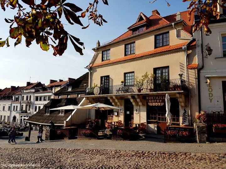 Jesienny Kazimierz – cichy, spokojny i zachwycająco piękny