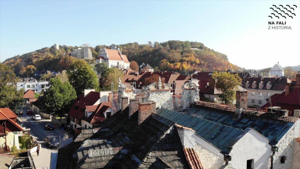 Kazimierz Dolny – Miasto Inspiracji shared NA FALI z historią's post
