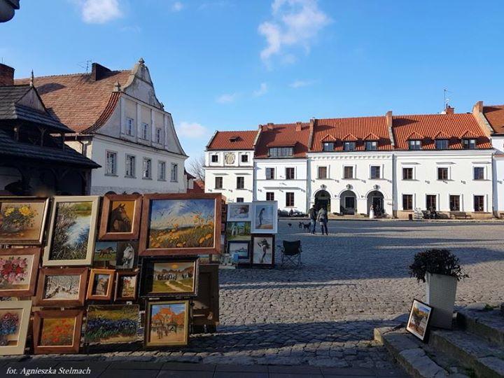 Właśnie zaczyna się A weekend w Kazimierzu Dolnym zawsze jest wyjątkowy i pełen atrakcji!…