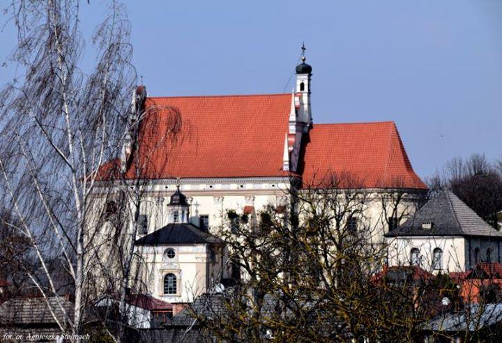 Trzy kazimierskie kościoł dostojne i piękne!