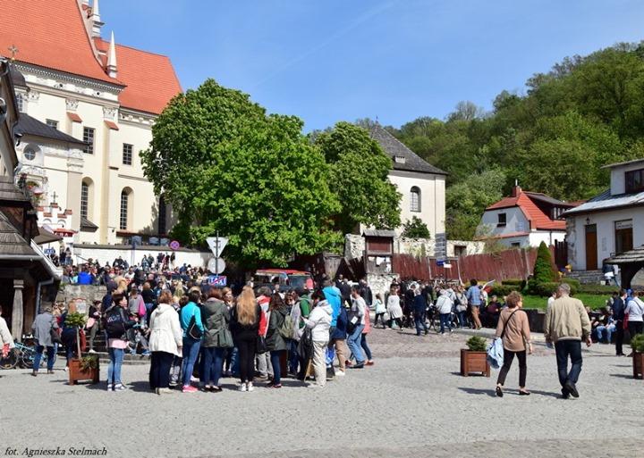 Majówka w Kazimierzu